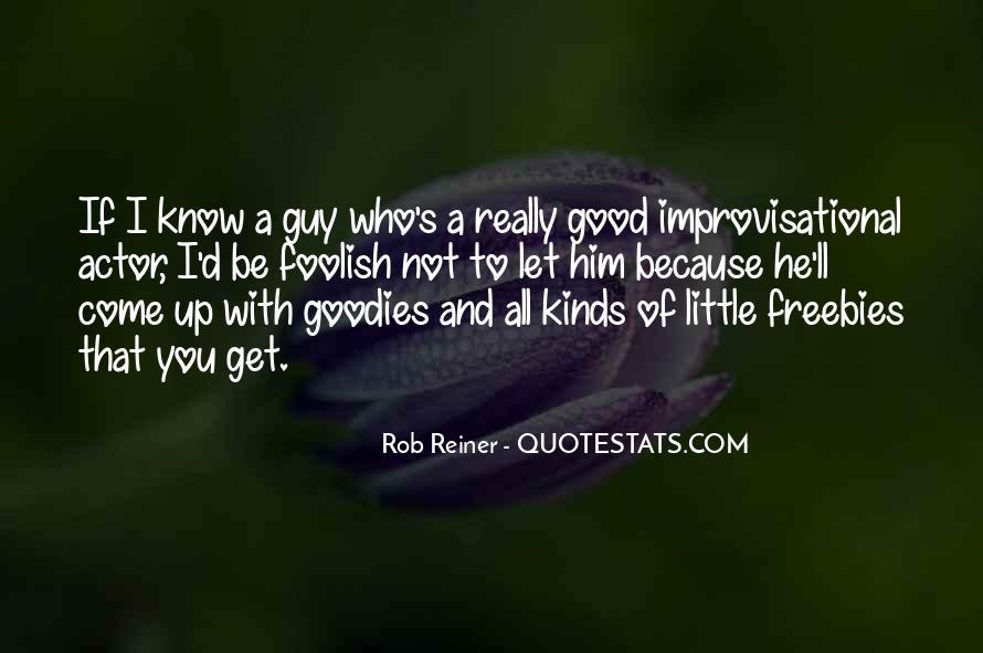 Rob Reiner Quotes #1110904