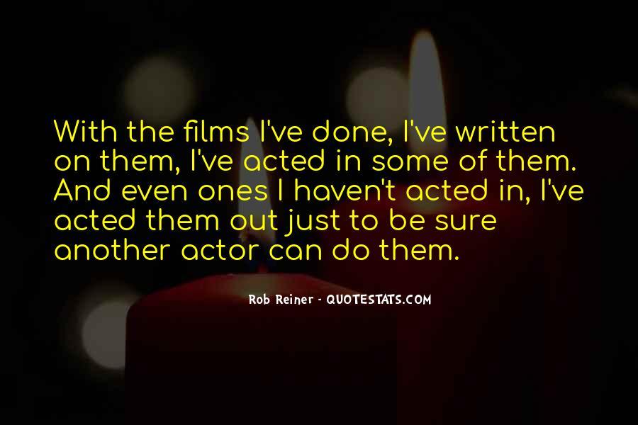 Rob Reiner Quotes #1423589