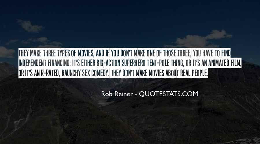 Rob Reiner Quotes #370684