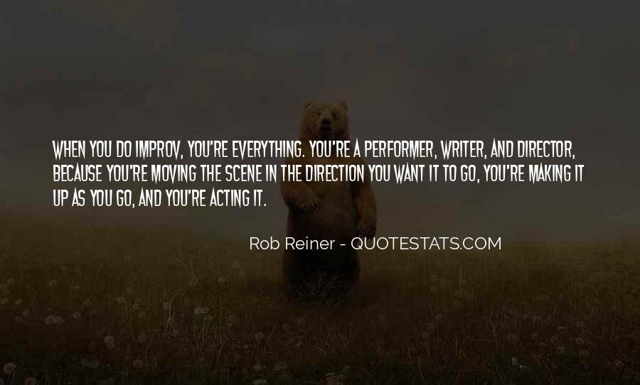 Rob Reiner Quotes #481970