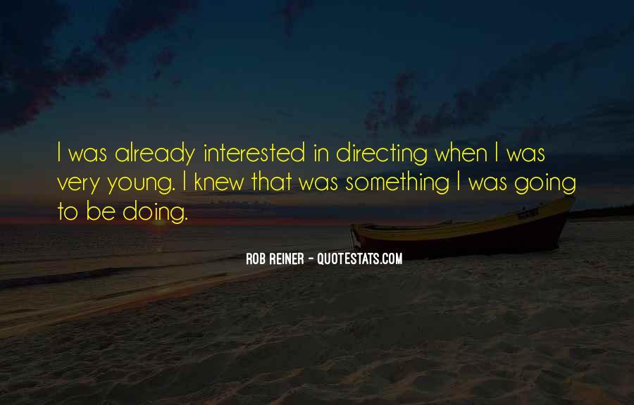 Rob Reiner Quotes #956881