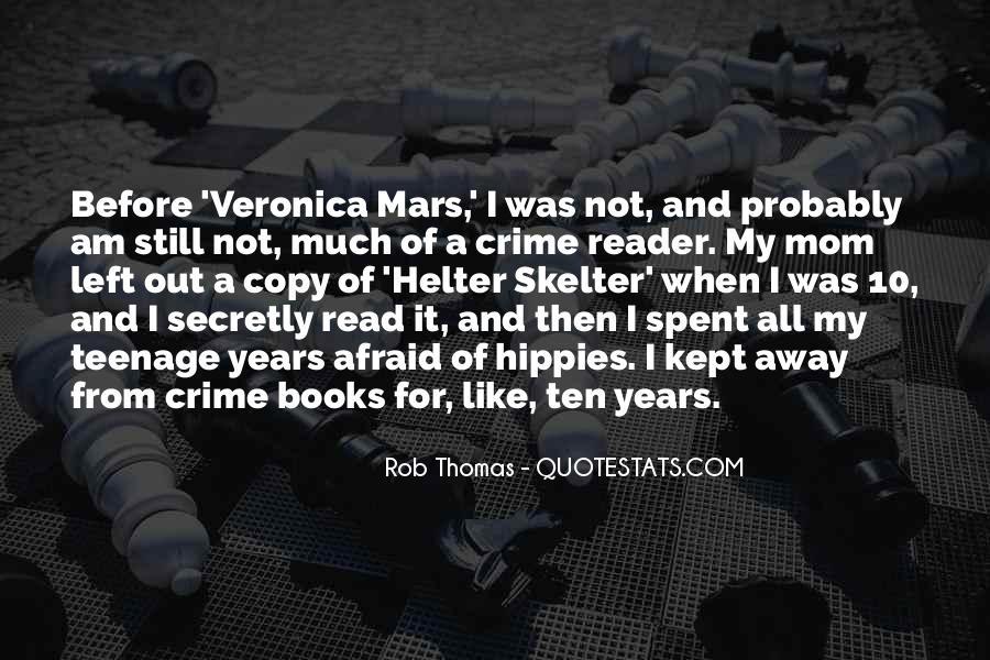 Rob Thomas Quotes #1121059