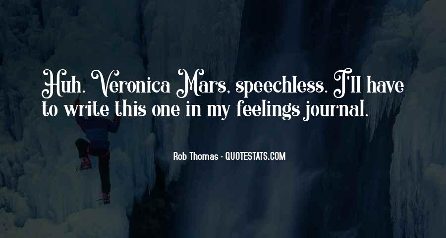 Rob Thomas Quotes #112639