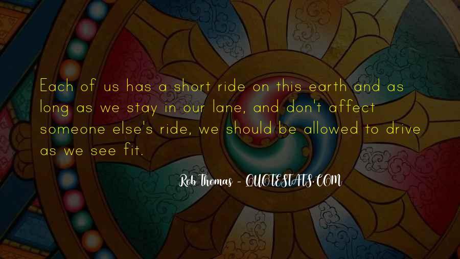 Rob Thomas Quotes #1350080