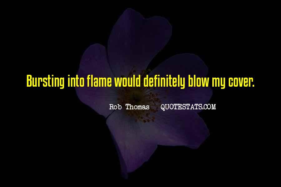 Rob Thomas Quotes #1823014