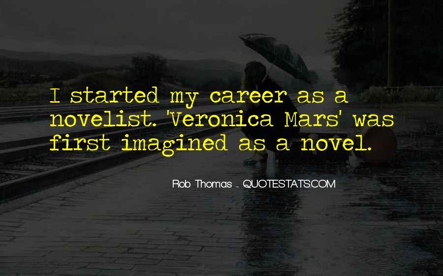 Rob Thomas Quotes #225480
