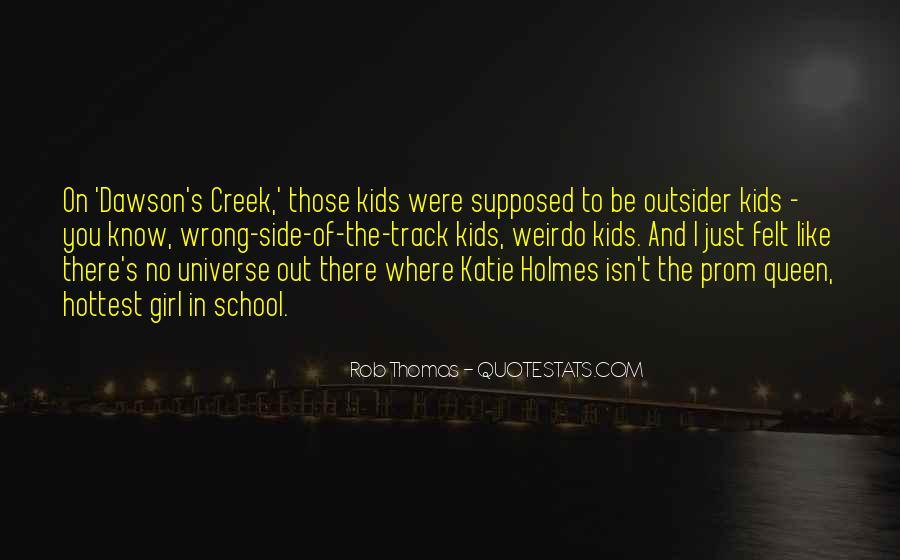 Rob Thomas Quotes #515604