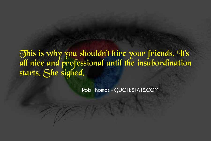 Rob Thomas Quotes #534570