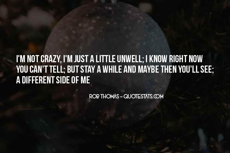 Rob Thomas Quotes #564131