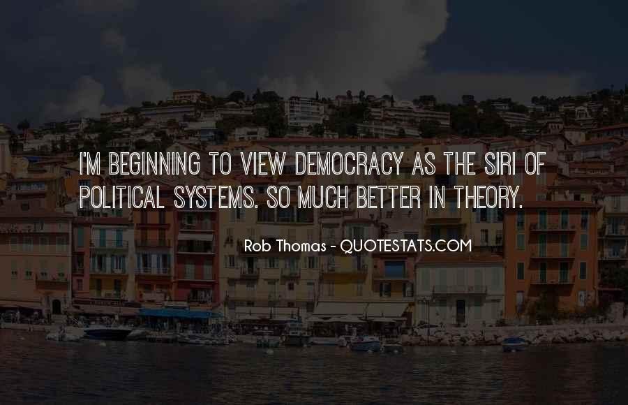 Rob Thomas Quotes #707091