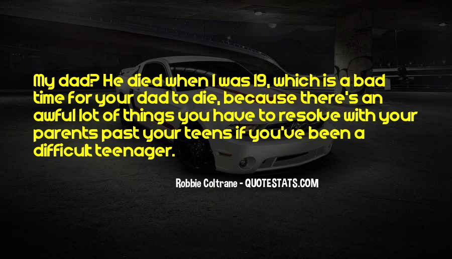 Robbie Coltrane Quotes #512692