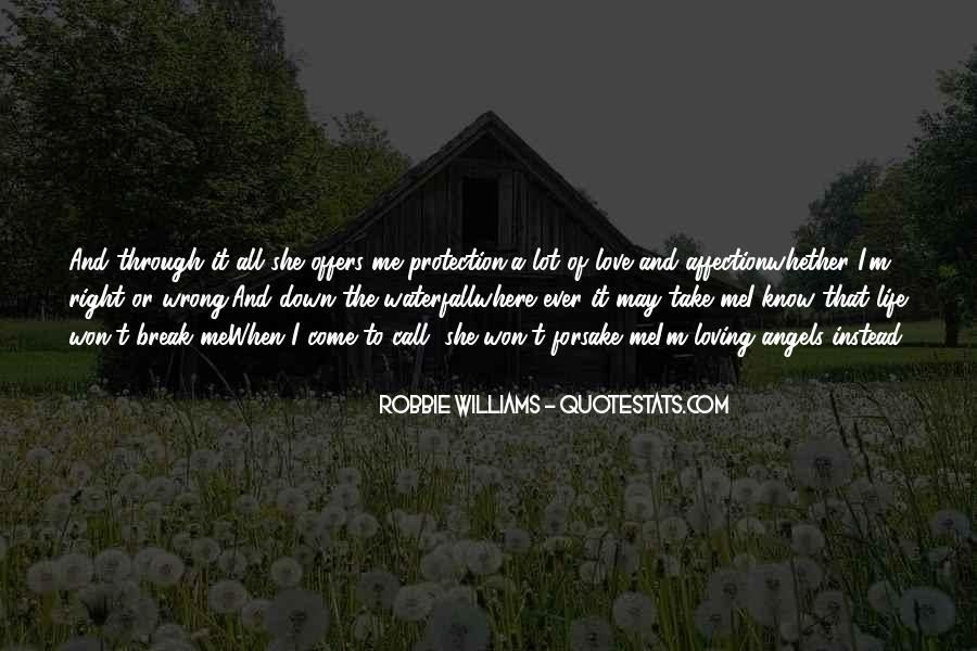 Robbie Williams Quotes #1336037