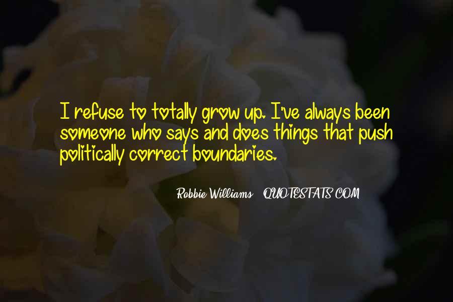 Robbie Williams Quotes #1362764