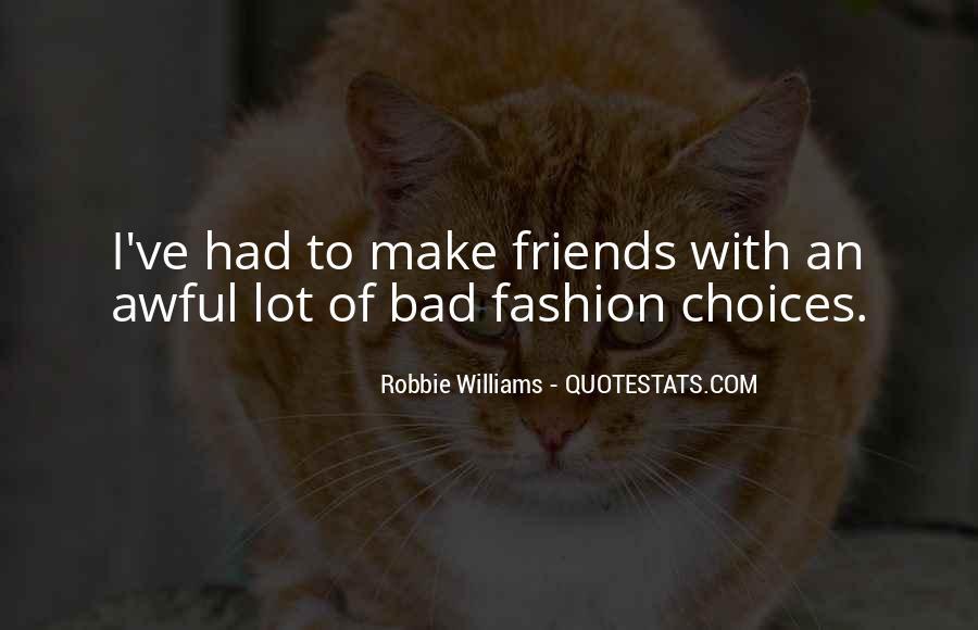 Robbie Williams Quotes #1525221