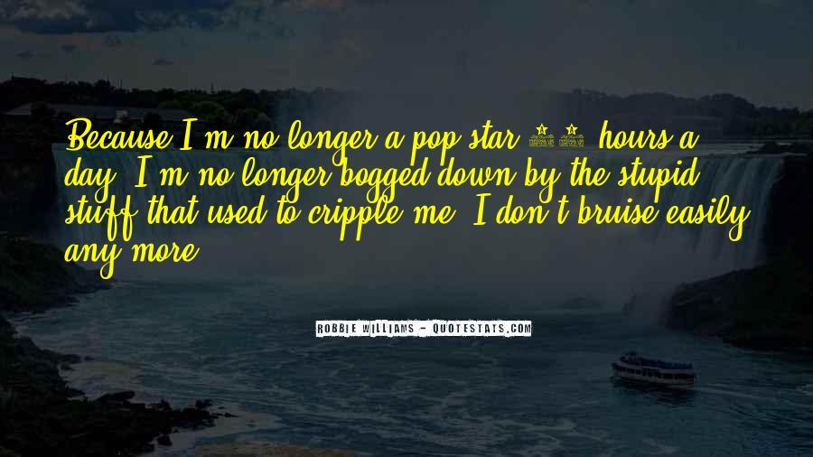 Robbie Williams Quotes #160518