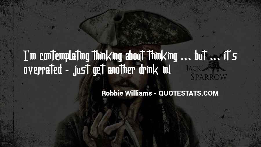 Robbie Williams Quotes #1707877