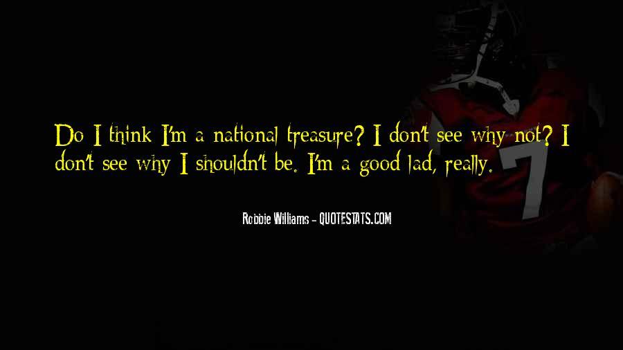 Robbie Williams Quotes #1731868