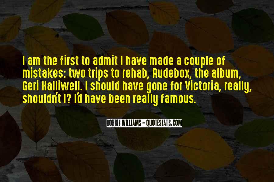 Robbie Williams Quotes #1741874