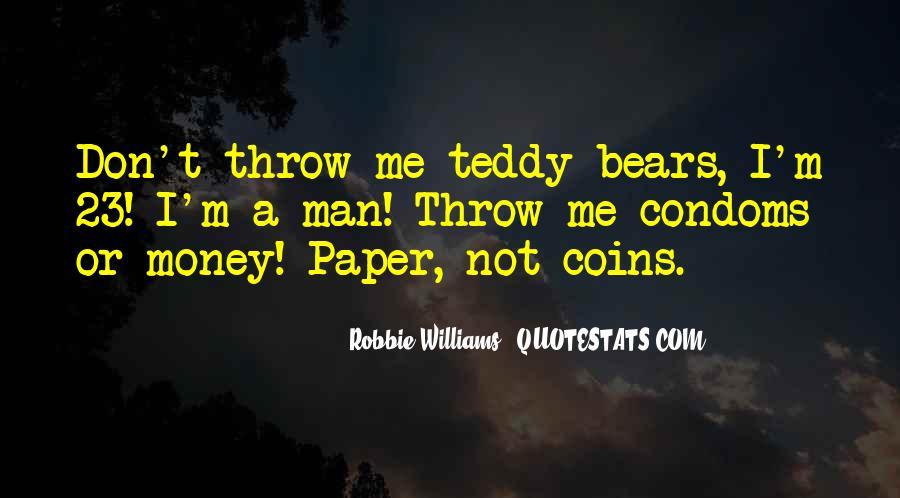 Robbie Williams Quotes #1756328