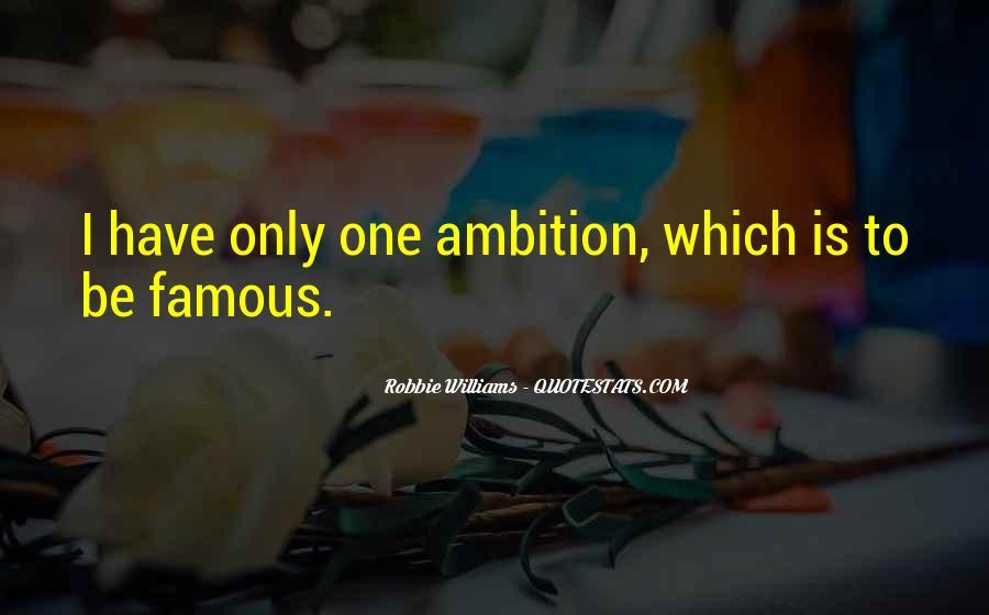 Robbie Williams Quotes #1792112
