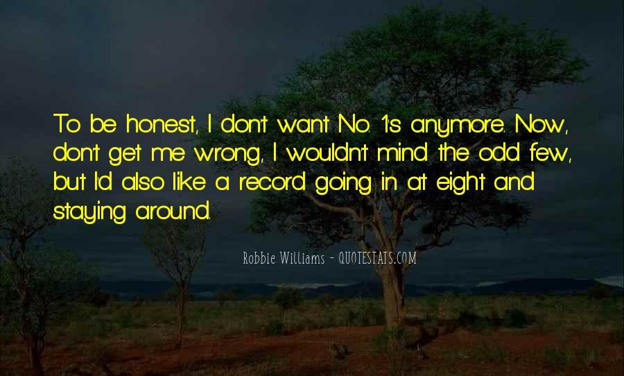 Robbie Williams Quotes #1814676