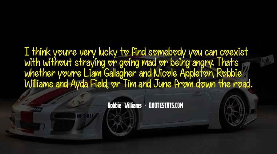 Robbie Williams Quotes #336052