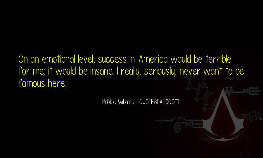 Robbie Williams Quotes #340790