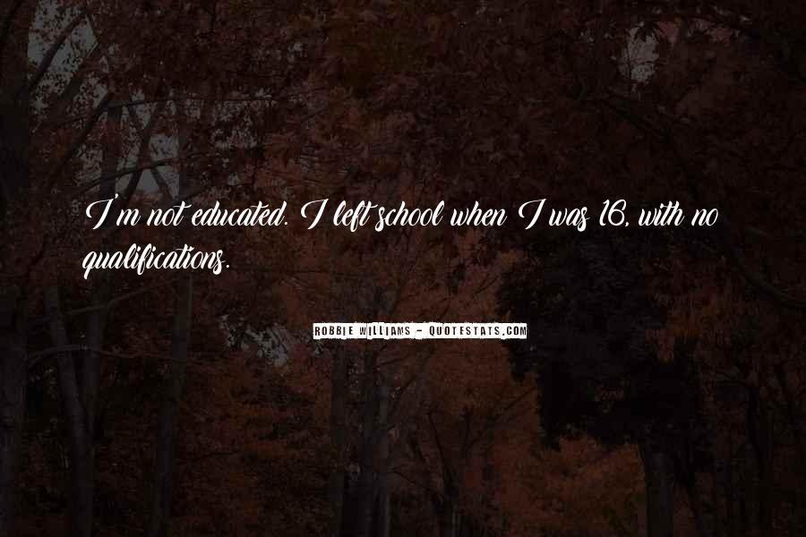 Robbie Williams Quotes #36699