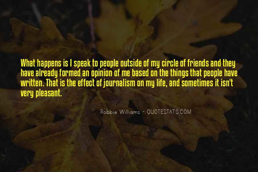 Robbie Williams Quotes #418362