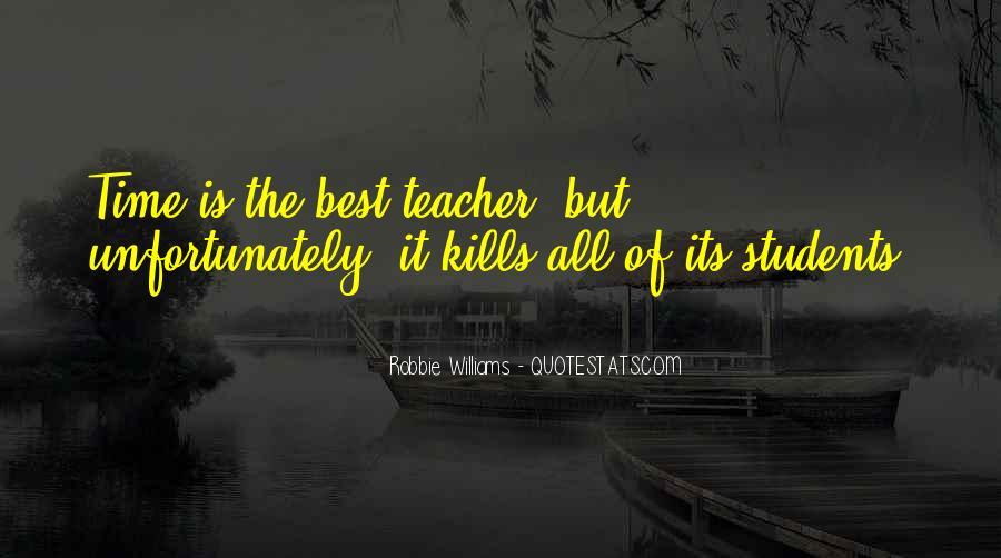 Robbie Williams Quotes #476704