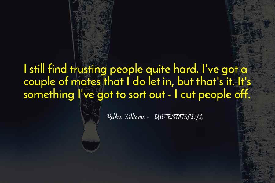Robbie Williams Quotes #577334