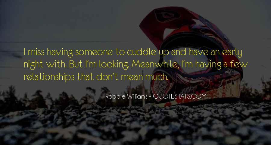 Robbie Williams Quotes #583318