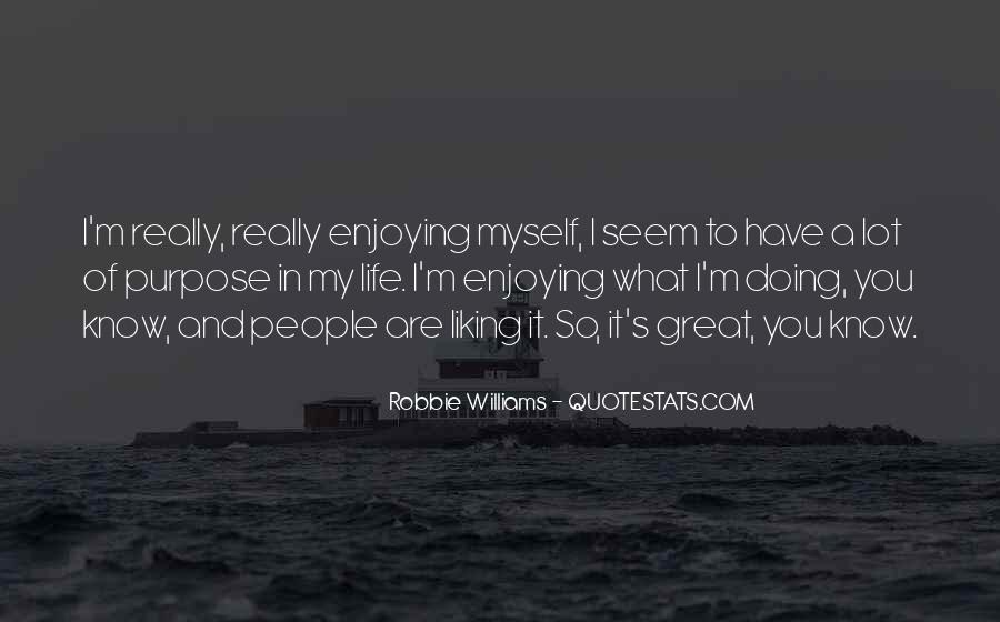 Robbie Williams Quotes #59323