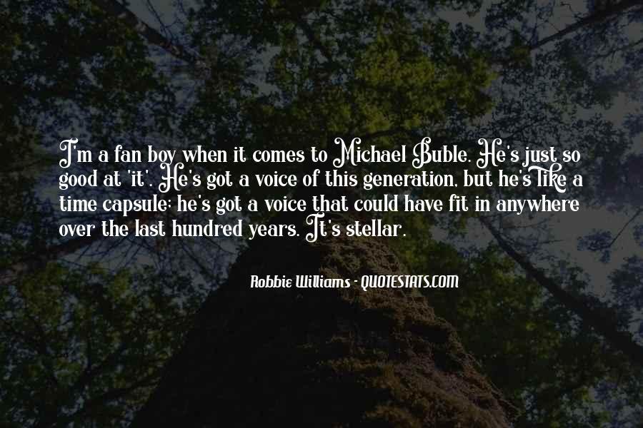 Robbie Williams Quotes #598797