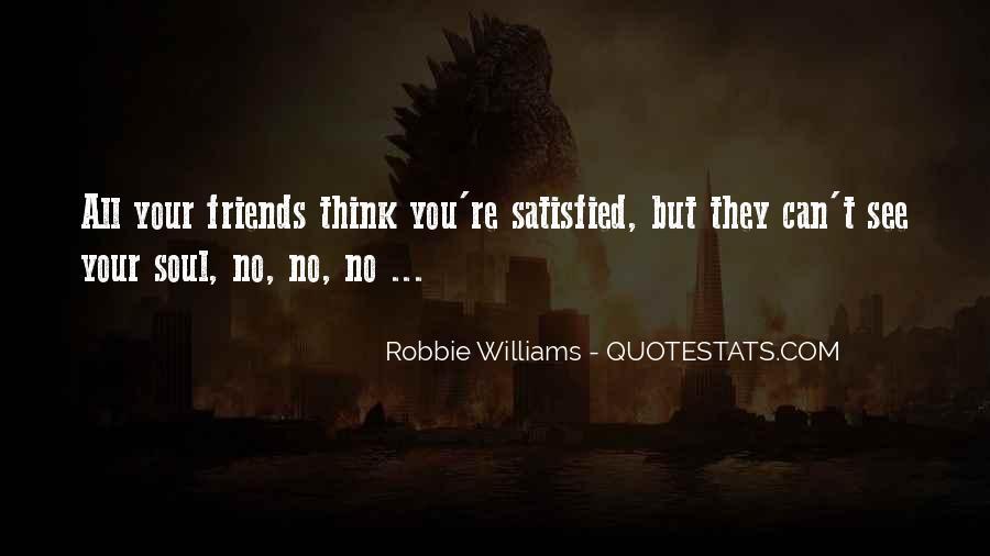 Robbie Williams Quotes #611301