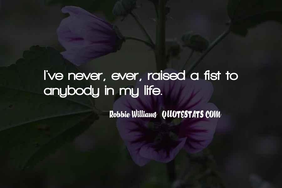 Robbie Williams Quotes #640021