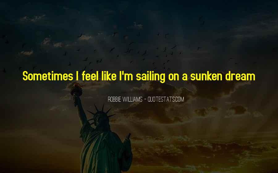 Robbie Williams Quotes #673246