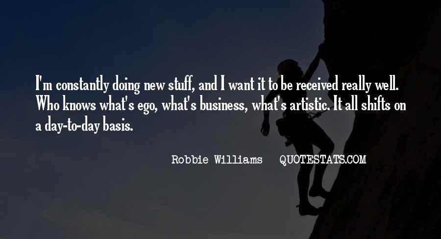 Robbie Williams Quotes #688273