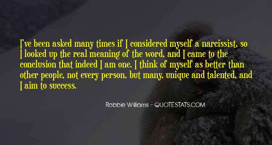 Robbie Williams Quotes #745812