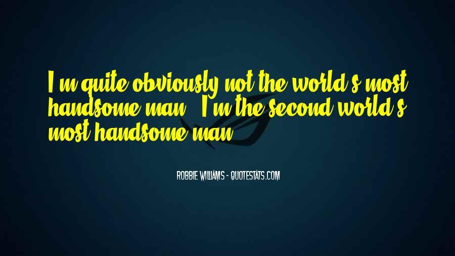 Robbie Williams Quotes #7462