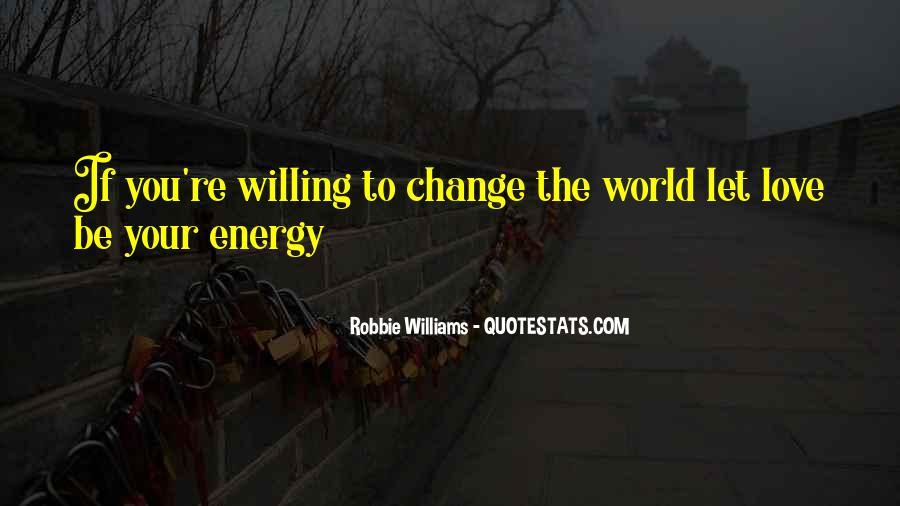 Robbie Williams Quotes #812268