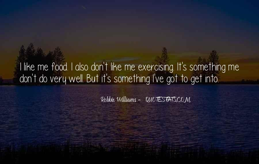 Robbie Williams Quotes #904863