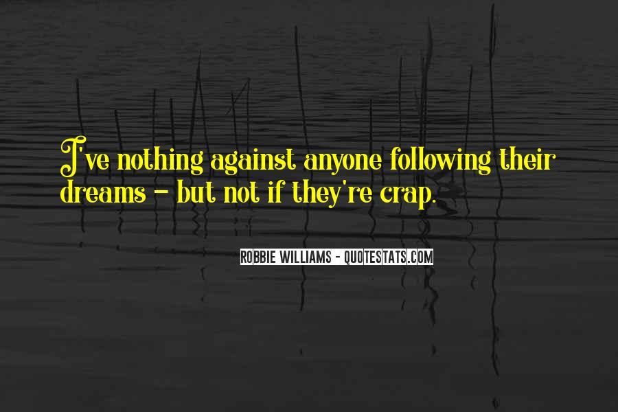 Robbie Williams Quotes #978294