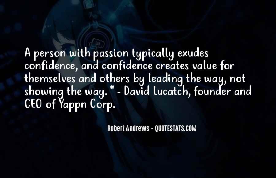 Robert Andrews Quotes #1644742