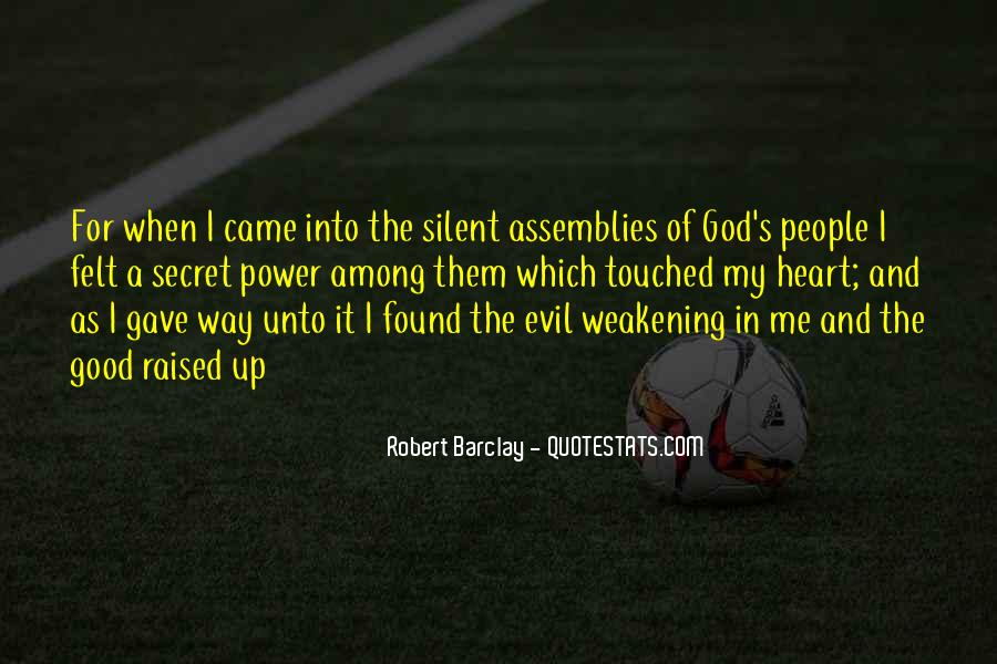 Robert Barclay Quotes #1873499