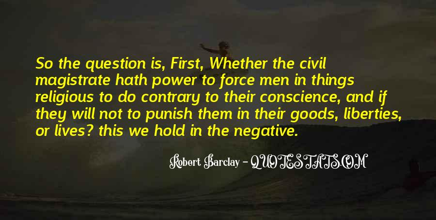 Robert Barclay Quotes #283685