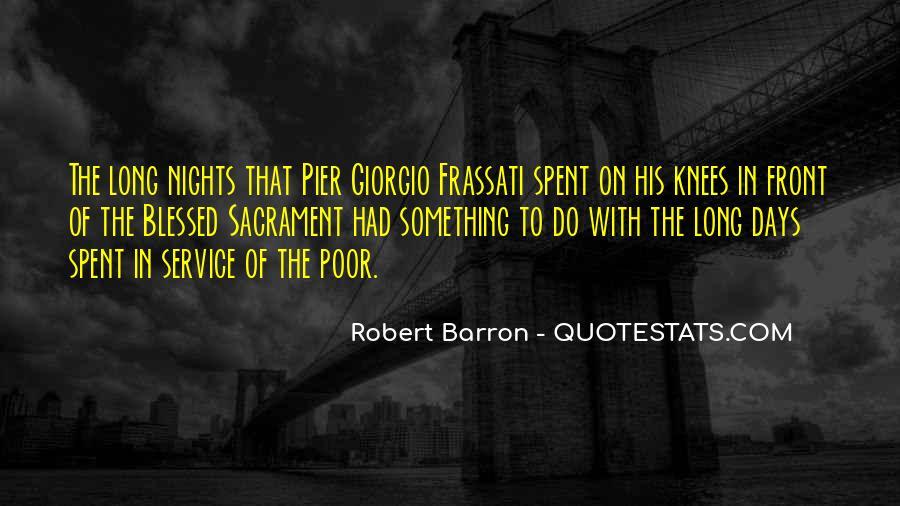 Robert Barron Quotes #1007442
