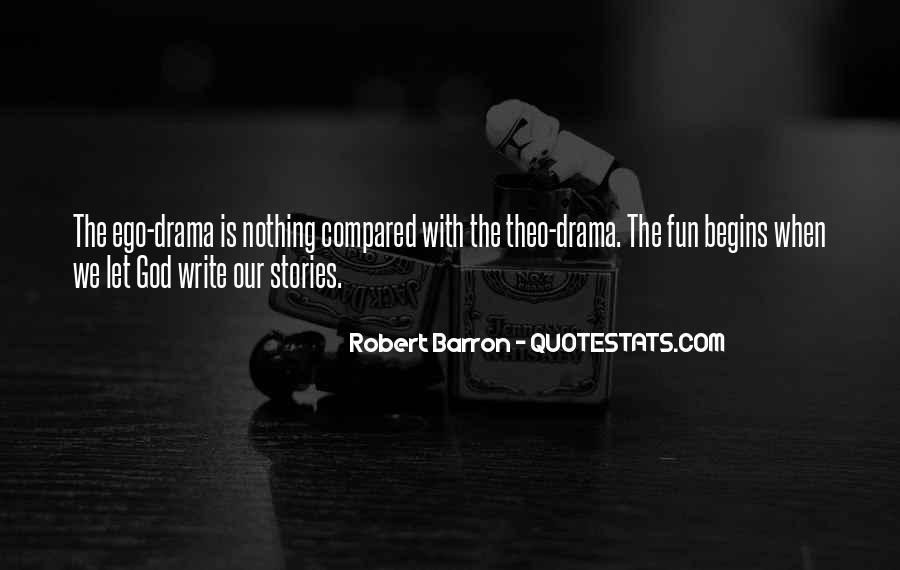 Robert Barron Quotes #110787