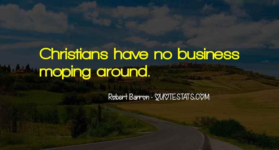 Robert Barron Quotes #1305900