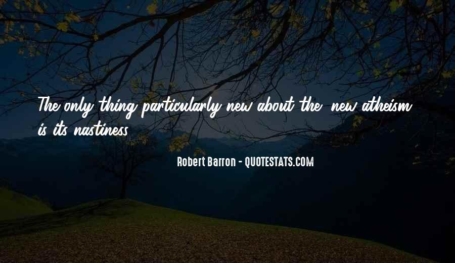 Robert Barron Quotes #1699939